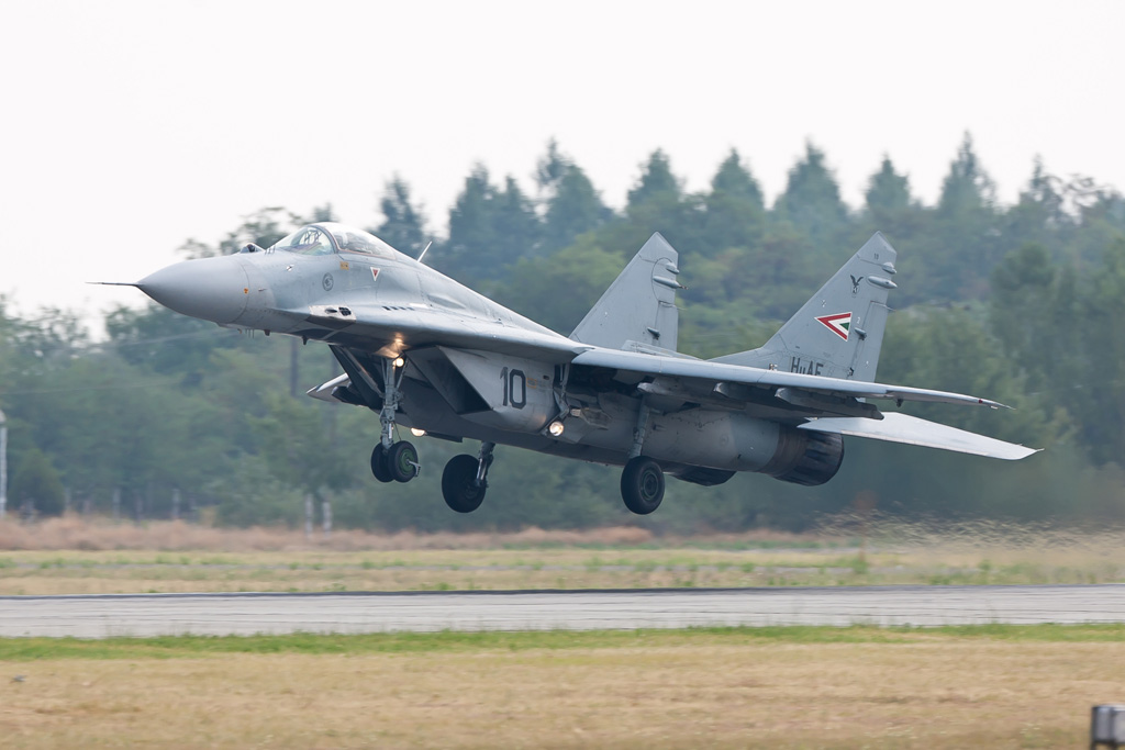 Mig-29 Fulcrum Hungarian Air Force