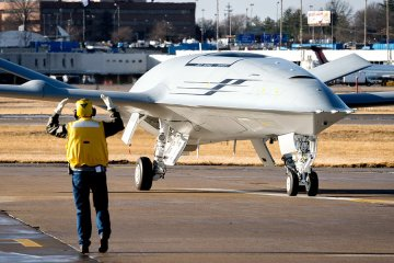 Boeing MQ-25 Stingray US Navy