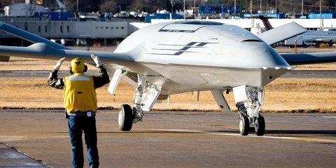 Boeing MQ-25 Stingray US Navy