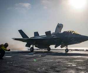 Primeras huelgas de combate para los US Marine F-35B en Afganistán