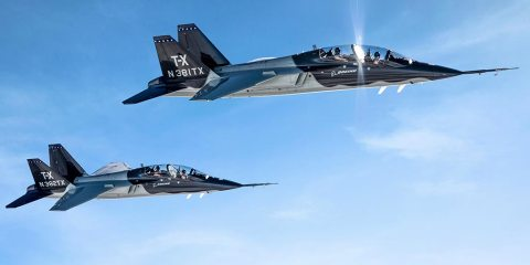 Boeing T-X for USAF