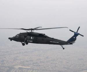 MH-60M Black Hawk Fuerza Aerea del Chile