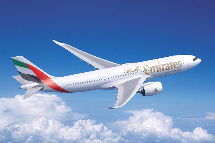 emirates airbus a330-900
