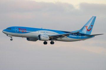Boeing 737 Max-8 TUI