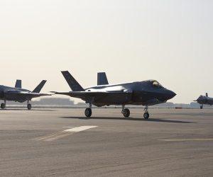 US F-35A primer despliegue en Medio Oriente