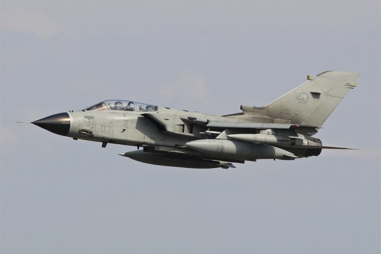 Tornado Fuerza Aérea Italiana