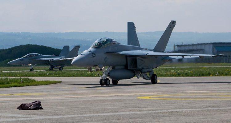 F/A-18F Super Hornet