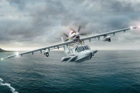Dornier Seawings ORCA