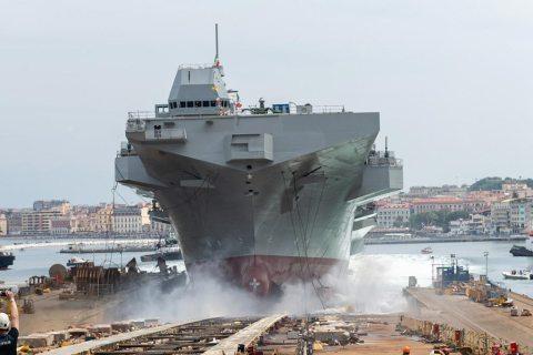 Armada Italiana nave trieste