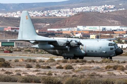 FAE TK.10-11 31-53 LOCKHEED KC-130H HERCULES (8838)