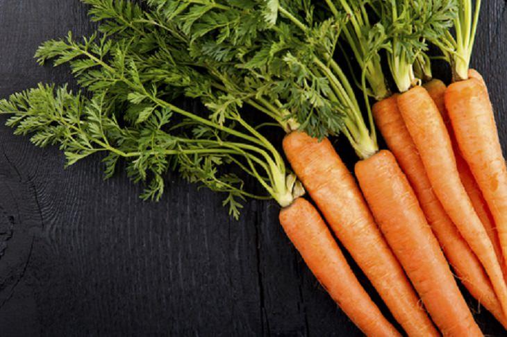 beneficios zanahoria