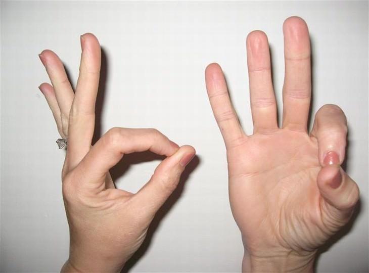 cura problemas físicos dedos