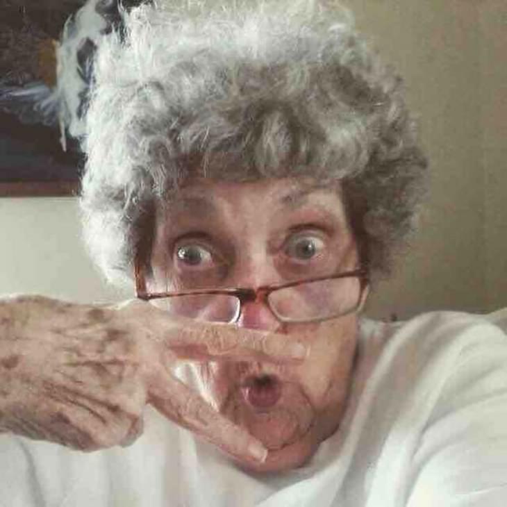 fotos divertidas abuelos