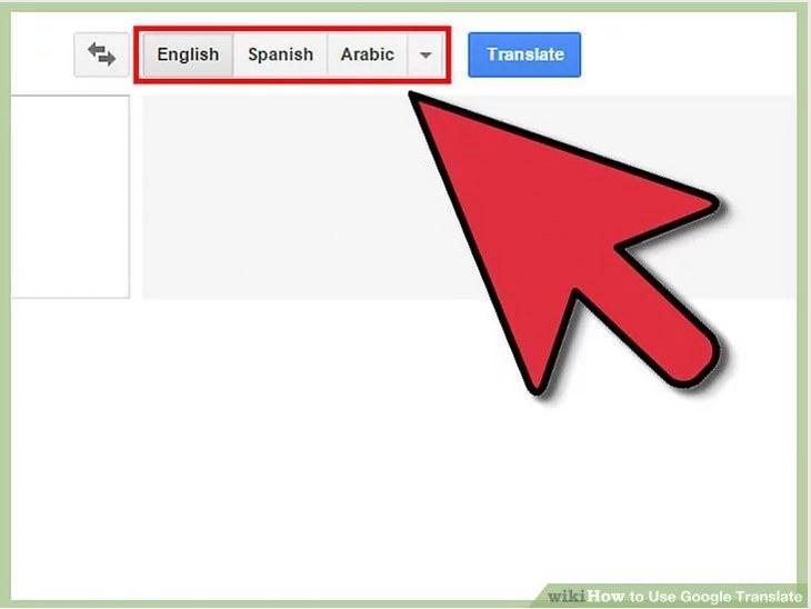 guía traductor google