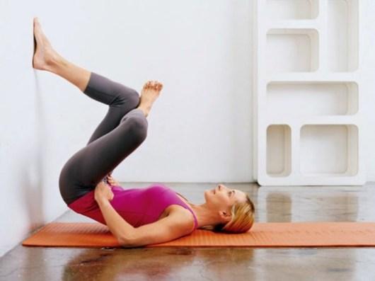 Resultado de imagem para ejercicio piernas en la pared