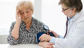 cómo disminuir presión arterial