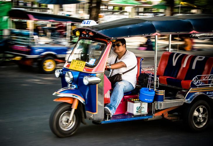 Estos Medios De Transporte Son Únicos En El Mundo