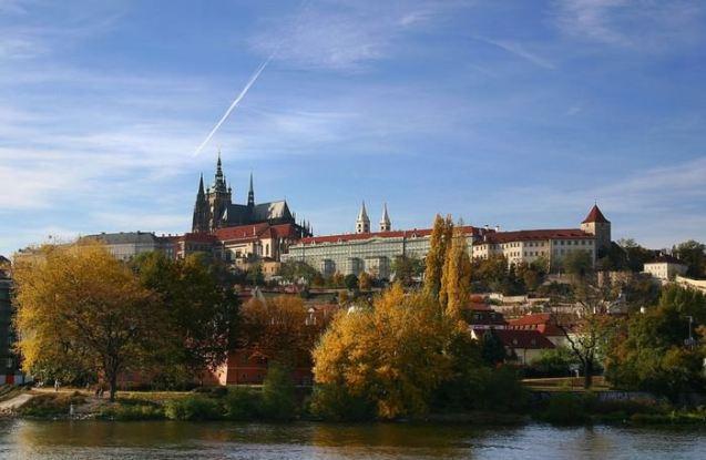 Castillos Medievales Castillo de Praga, República Checa