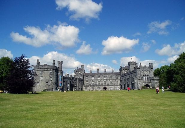 Castillos Medievales Castillo de Kilkenny, Irlanda