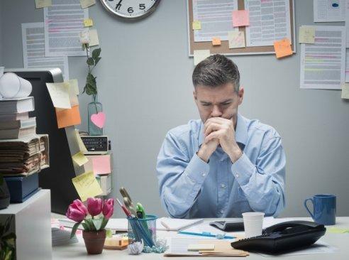 Signos De Estrés  que te hacen daño  6. Dificultad para concentrarse