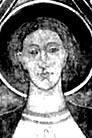 Canuto Lavard, Santo