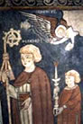 Fructuoso, obispo, Augurio y Eulogio, diáconos, Santos