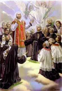 Juan Bautista Turpín du Comier y compañeros, Beatos