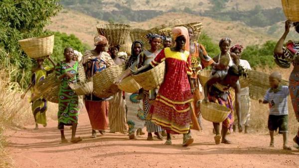 Sociedad africana