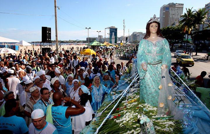 Resultado de imagen para iemanja uruguay