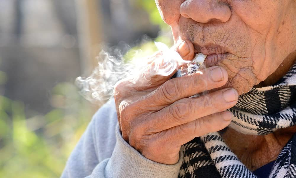 Should Medical Marijuana Be Given To Seniors?
