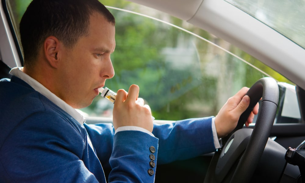 New Study Suggests Low Levels of THC in Blood Do Not Increase Risk of Car Crash
