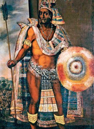 Los tres hijos de Moctezuma II | Magazine Historia