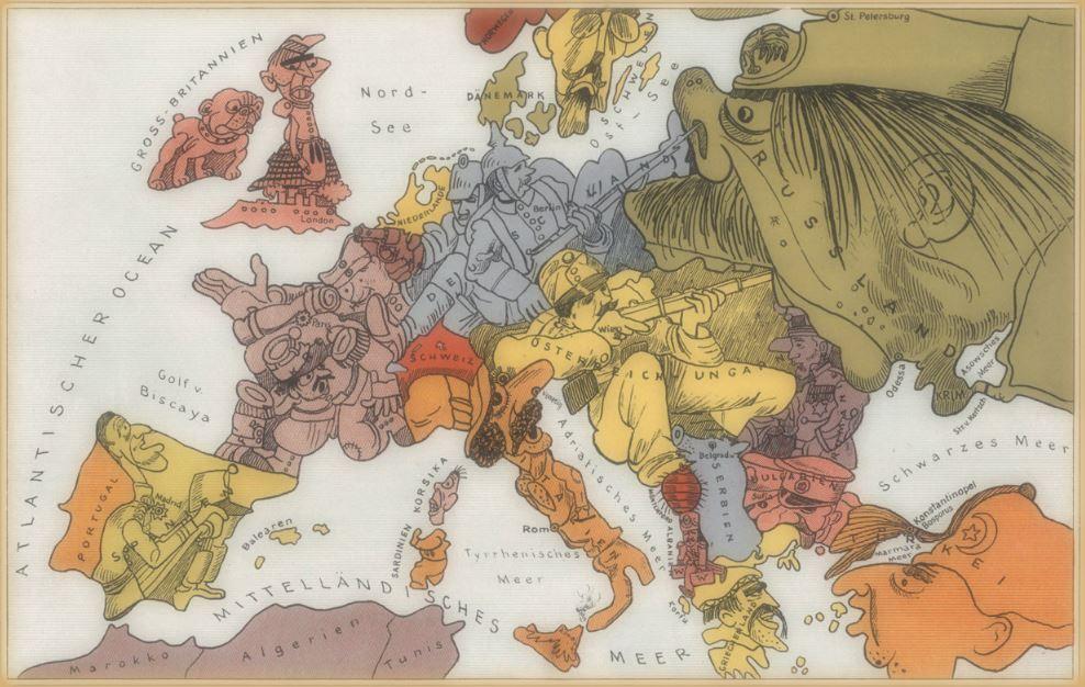 Los 4 imperios que desaparecieron tras la Primera Guerra Mundial