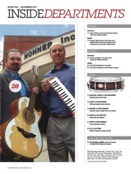 H. Jimenez featured in Music Inc.