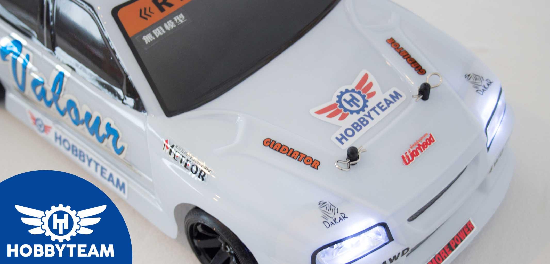 Ventajas del coche RC Drift VRX X-RANGER