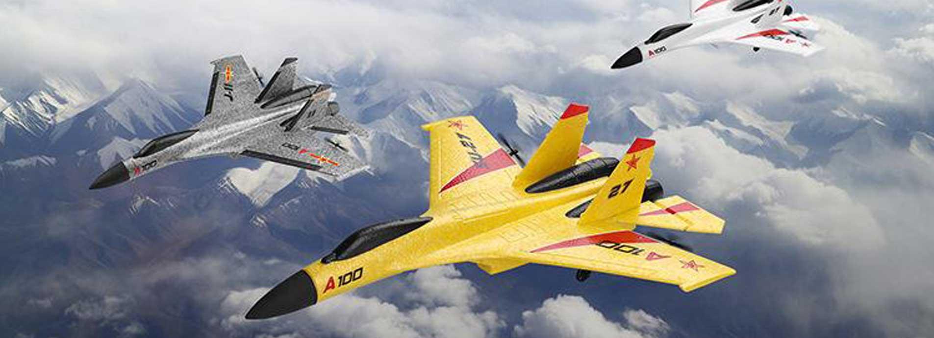 Descubre los distintos tipos de aeromodelismo, disfrutarás seguro