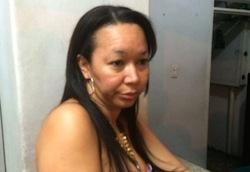 La Faraona capturada por las autoridades colombianas