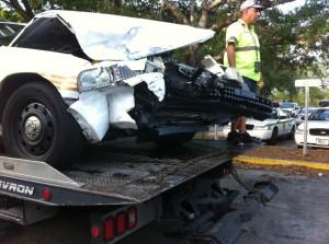 $125,000 por Cirugía de Mano Tras un Accidente de Autos