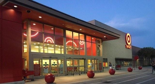 La tienda Target ubicada en 15005 SW 88th St. Miami, FL