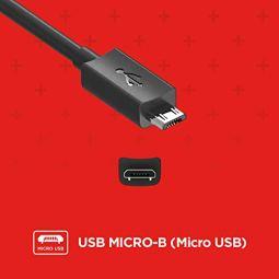 microUSB Cable Plug