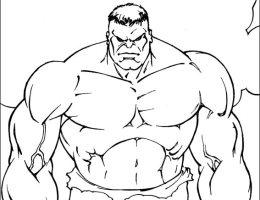 Hulk Animado Para Dibujar Facil On Log Wall