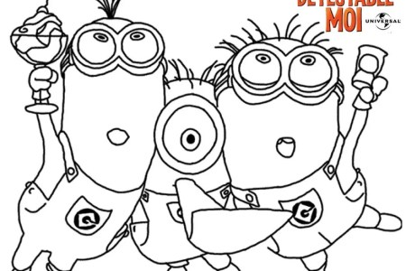 dibujos de minions para colorear » Full HD MAPS Locations - Another ...