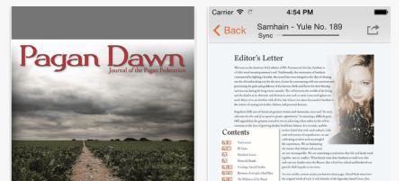 Pagan Dawn Online