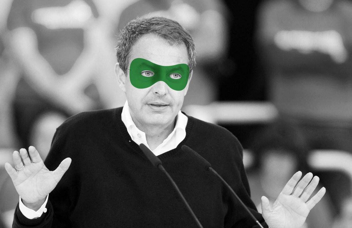 Exponen a José Luis Rodríguez Zapatero