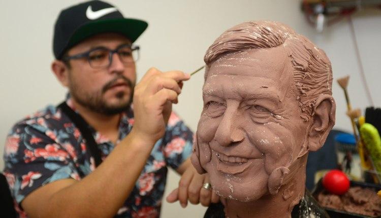 Los mil y un rostros de los aspirantes a la Presidencia de México