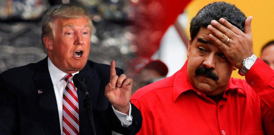 diálogo con Maduro