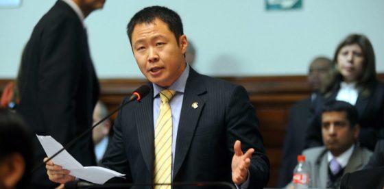 Perú: congresista Kenji Fujimori pide a su hermana Keiko que deje a PPK gobernar