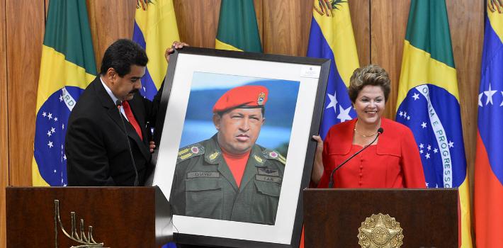 Dilma-Maduro