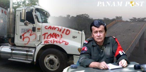 Fiscalia colombiana ordenó la captura de 21 cabecillas del ELN