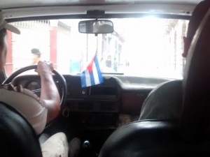 Miembros de la Unpacu por las calles de La Habana vieja. (PanAm Post)